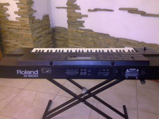 Roland g600 (in stare ideala) husa  cadou