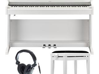 Pian Digital Yamaha YDP-164 WH Arius set inclus! FANmusic.