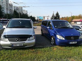 Chirie microbusuri pasageri 7,8,9 Locuri in MD si EU (europa) 24/24