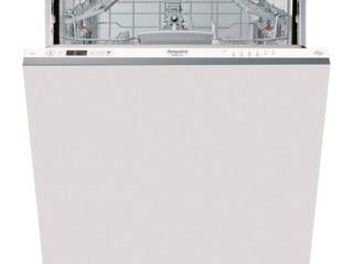 Посудомоечная машина Hotpoint-Ariston HSIC 3T127 Встраиваемая/ Серый