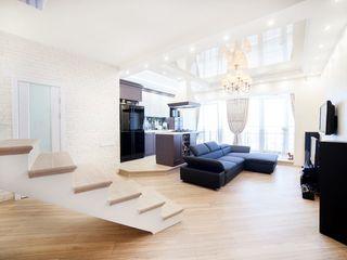 Элитная квартира в Тирасполе – двухуровневые апартаменты