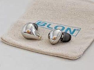 Hаушники Blon BL-03 нейтральные Dинамические