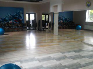 Зал йоги, зал для индивидуальных занятий , зал для тренировок  Eminescu 55