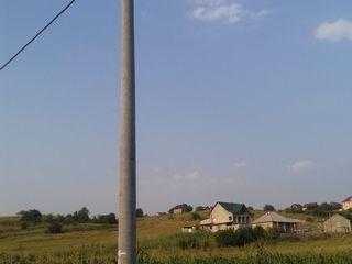 Teren sub constructii la 5 km de Chisinau!!
