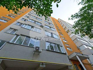 Apartament cu 2 camere + Terasa Petru Zadnipru, Ciocana, Euroreparație! Bloc de tip nou! Basconslux!