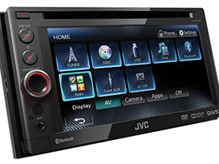 jvc kw-av61bt dvd/DivX/usb/IPod/Bluetooth/MP3/wma/wav/Dolby Digital