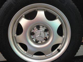 Резина Michelin,диски Mercedes..