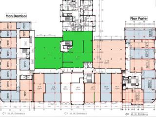 Продажа 670м2 (2 кабинета) под офис в центре на Еминеску! Рассрочка! Офисное здание! 2 эт!