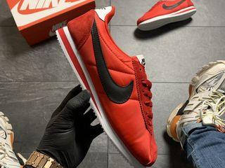Nike Cortez Red Black
