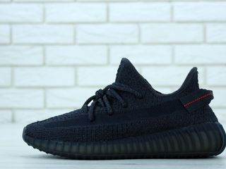 Adidas Yeezy Boost 350 V2 Black Reflection Unisex