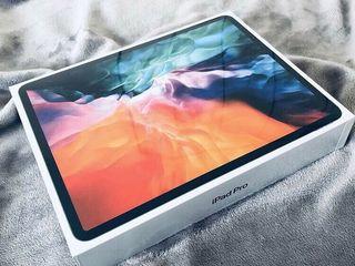 Apple iPad Pro 12.9 (2020), 256Gb + 4G. Новый. Коробка запечатана. Гарантия!!