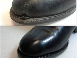 Покраска кожаных изделий и качественный ремонт обуви