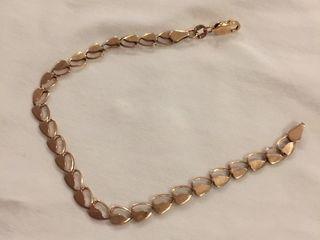 Золотой браслет и цепь 499 лей грамм,aur,zoloto,золото