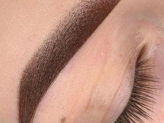 Powder brows, Permanent makeup