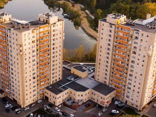 """Vip апартаменты, новострой """" Eldorado Terra """", холл студия + 2 спальни."""