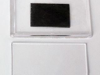 Заготовки для акриловых магнитов -оптом, размеры 52х78мм и 7х10см