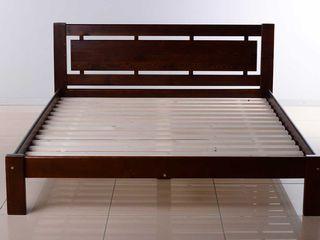 Patul din lemn natural perfect pentru familia ta.Modern și la un super preț.
