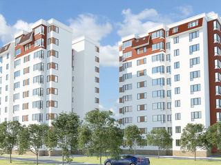 Apartament 1 odaie 39.3 m2. PRETUL 15327 euro.
