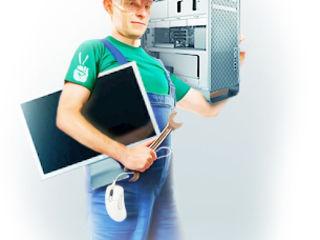 Reparatii calculatoare / notebook / imprimante / monitoare