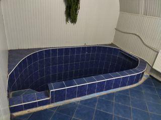 "Spre vinzare sauna (bar ""Olimp"") or Singerei"