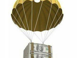 Деньги бесплатно! Airdrop
