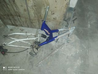 Rama la bicicleta