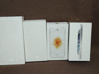 Se vinde cutie de la iphone 5 16 gb,iphone SE 16 gb,iphone 6 16 gb,iphone 6 plus 16 gb