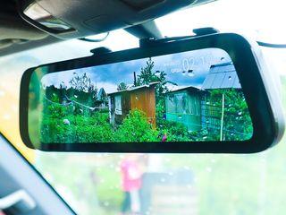 Видеорегистратор Xiaomi. Экран на всё зеркало!