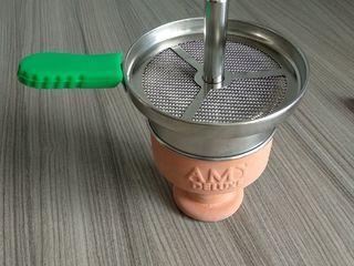 Комплект глиняная чаша + бача