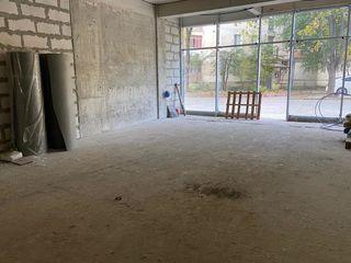 Коммерческая недвижимость 90м2 на Рышкановке г.Кишинева по ул.Алеко Руссо! Цена с НДС!