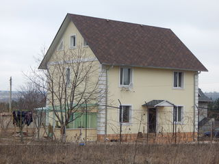 дом в пригороде 10 км от Кишинёва