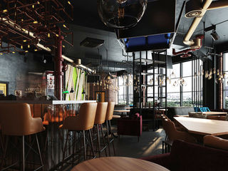 Дизайн интерьера коммерческих объектов (рестораны, офисы, салоны красоты, стоматологии, магазины)