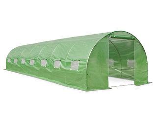 Sere теплица cu pelicula armata cu plasa, (10 m-3 m-2 m - 7090 lei) livrare gratis FlexMag.md