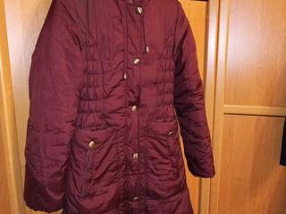 Продам зимнее пальто S, XS