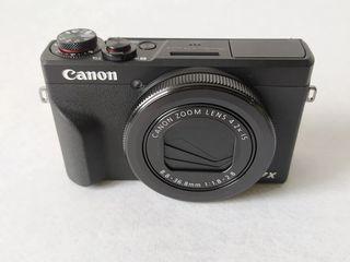 Canon Power Shot G7 X Mark III