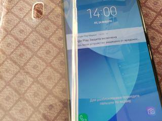 Samsung Galaxy J530 (J5 2017) 32/3Gb хорошее состояние с чехлом