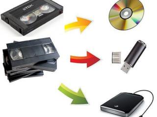 перепишу с VHS,HI8