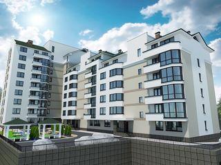 Apartament cu 3 odai, bloc nou, incalzire autonoma, et. 3/11! Zona Rezidentiala!