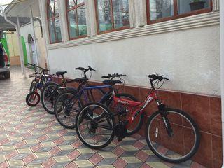 Bicicleta din germania recent aduse toate buna  3 sunt roti la 26 ,,una la 20.