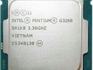 Socket LGA 1150 Intel Pentium G3260 - 3300MHz + Alte modele