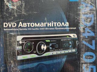 DVD автомагнитола