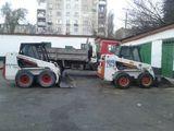 Servicii de bobcat. camioane basculante. evacuarea gunoiului. livram materiale de construcții.