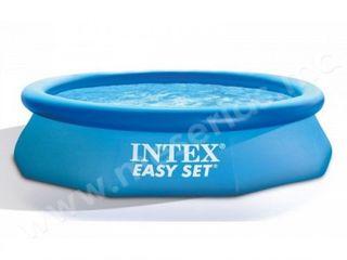 Бассейн надувной305x76cm 3853 литра Easy Set Intex/Piscina gonflabila/Livrare Gartuita/899 lei