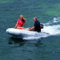 Новая лодка ocean line scout pro с жестким дном