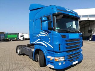 Scania R440 lowliner Mega