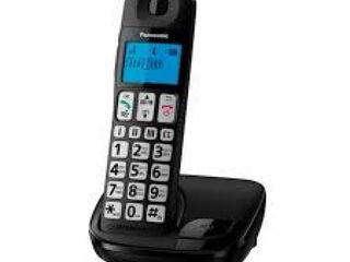 Telefoane fixe, cu fir, radio Panasonic pentru casa si birou! Noi! Garantie!