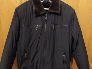 Продам мужскую зимнюю куртку, утеплённую.
