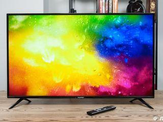 Телевизор Blaupunkt 43UN265 // UHD DVB-T/T2/C/S2/CI+ AndroidTV 9.0 Televizor smart