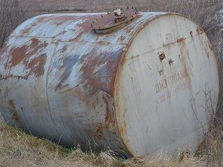 cisterna cu capacitatea de 10 tone