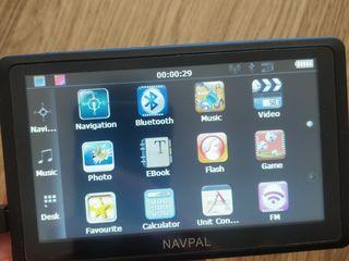 Sistem de navigatie GPS ecran 6 inch, 800 MHz, 256M DDR, 8GB
